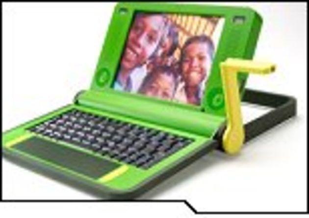 Le prototype du portable à 100 dollars dévoilé à Tunis