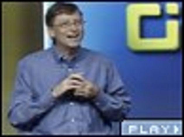 Bill Gates annonce «l'ère du logiciel live»