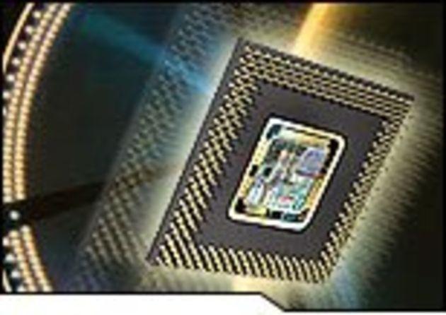 Intel grave sa première puce en 45 nanomètres
