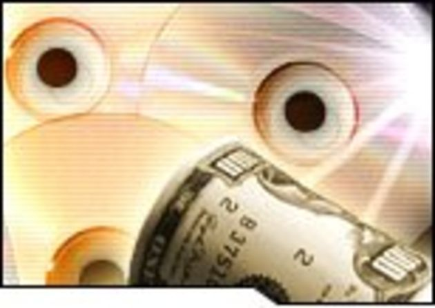 Redevance pour copie privée: baisse pour les DVD vierges et hausse pour les disques durs