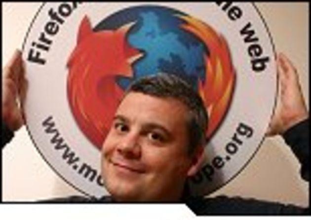 Tristan Nitot, Mozilla Europe: «Nous faisons confiance au bouche à oreille pour l'adoption de Firefox 2»