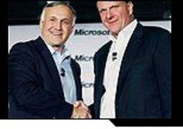 Microsoft et Novell signent un pacte de non-agression
