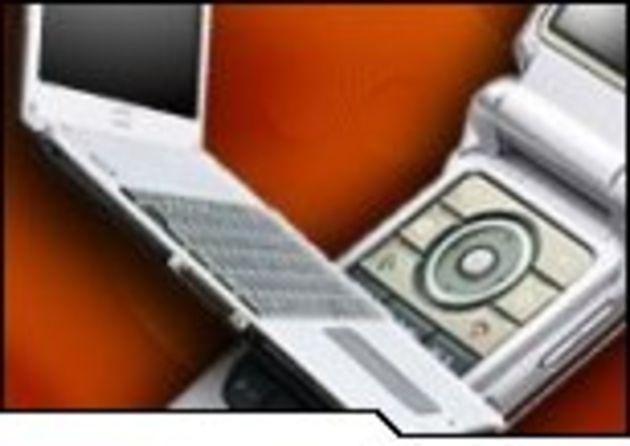 Tendance Noël 2006: les photophones se mettent à la musique