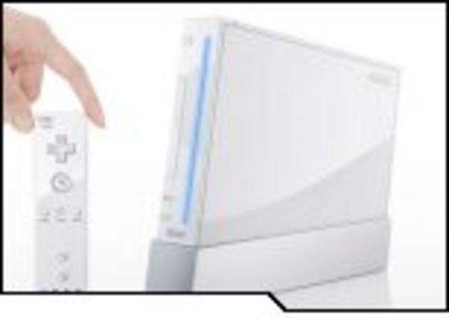 Nintendo met en place 400.000 consoles Wii pour son lancement en France
