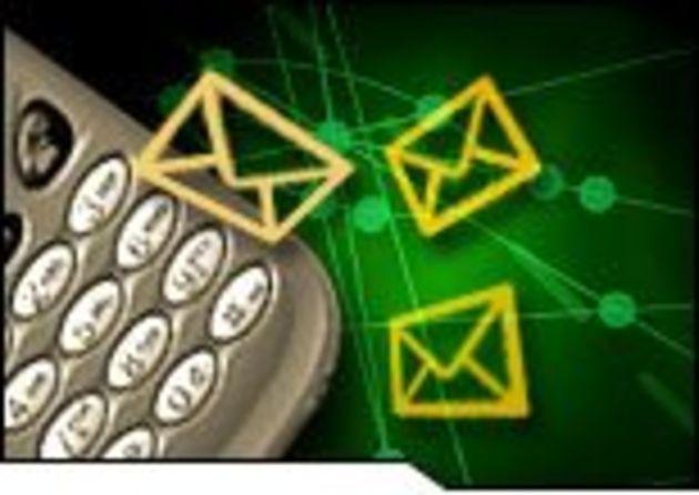 Nouveau record de SMS échangés au nouvel an