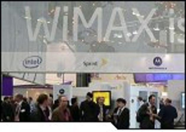 3GSM 2007 - Forte présence des équipements et terminaux Wimax