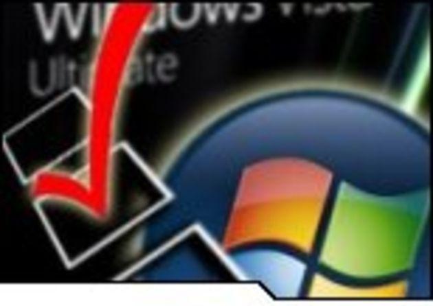 Microsoft développe le sponsoring autour des gadgets de Vista