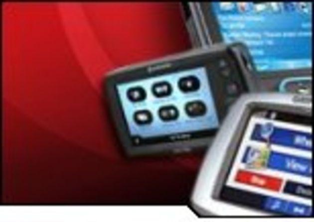 Les GPS autonomes consacrés au CeBIT 2007
