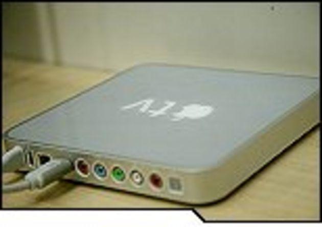 L'Apple TV désossé et détourné par des hackers