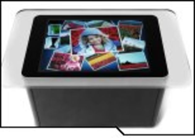 Avec Surface, Microsoft se lance sur le marché du mobilier interactif