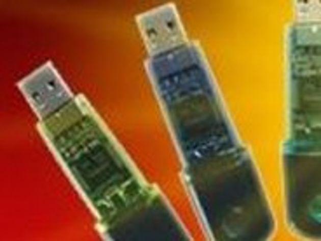 Copie privée: une clé USB d'un Go sera taxée 23 centimes d'euros