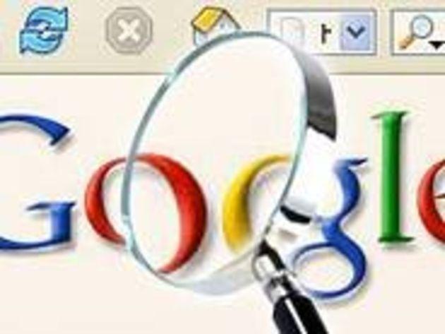 Google enregistre l'ensemble de l'historique web des internautes