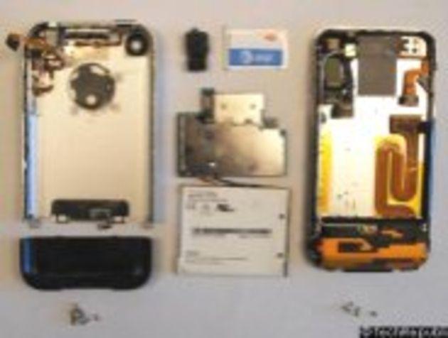 Dans les entrailles de l'iPhone