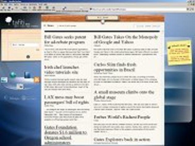 Avec Tafiti, Microsoft expérimente une nouvelle façon d'afficher ses recherches
