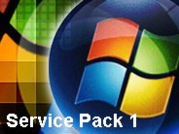 Le Service Pack 1 de Windows Vista sera disponible au premier trimestre 2008