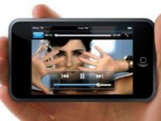 De l'iPod Touch au Shuffle : les images des nouveautés Apple