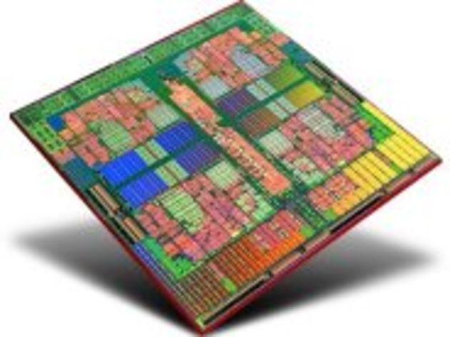 Processeurs AMD : deux décennies d'évolution en images