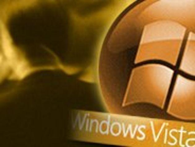 Microsoft s'explique sur l'«écran noir» des versions pirates de Vista