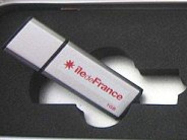 173 000 clés USB avec logiciels libres pour les étudiants franciliens