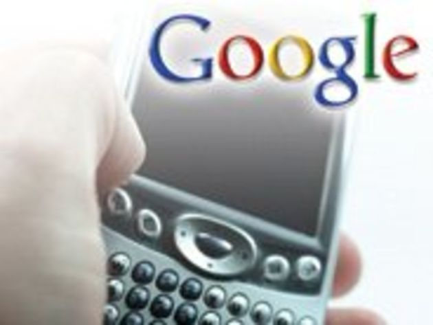 Avec GPhone, Google développerait un OS pour mobiles