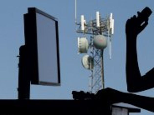 Bientôt des antennes GSM miniatures dans les bureaux