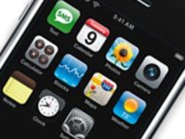 Orange espère vendre 100 000 iPhone en un mois