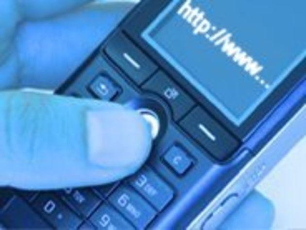 SFR propose l'illimité sur l'internet mobile, les e-mails et les SMS