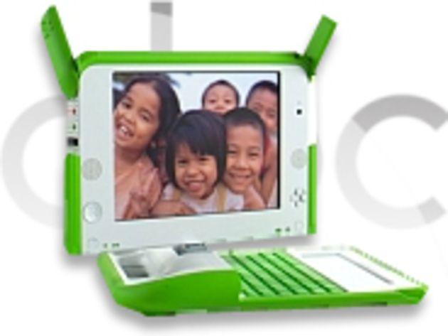 Le portable XO pour les pays émergents entre en production