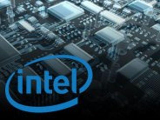 Intel sort ses premières puces gravées en 45 nanomètres