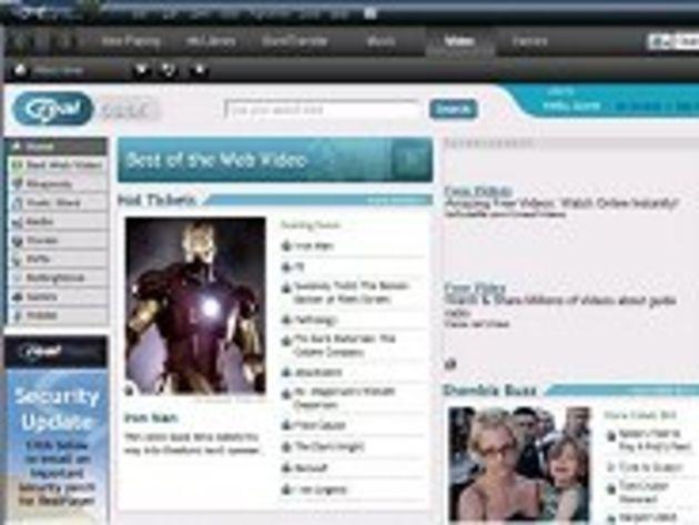 Real Player 11 enregistre les vidéos en streaming sur le PC