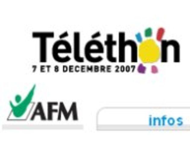 Téléthon 2007 : l'AFM met l'accent sur les dons en ligne et par mobile