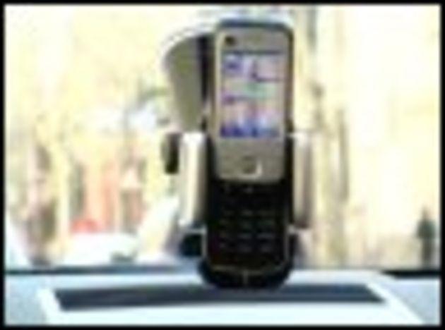 3GSM 2007 - Nokia 6110 Navigator, à la fois smartphone et GPS
