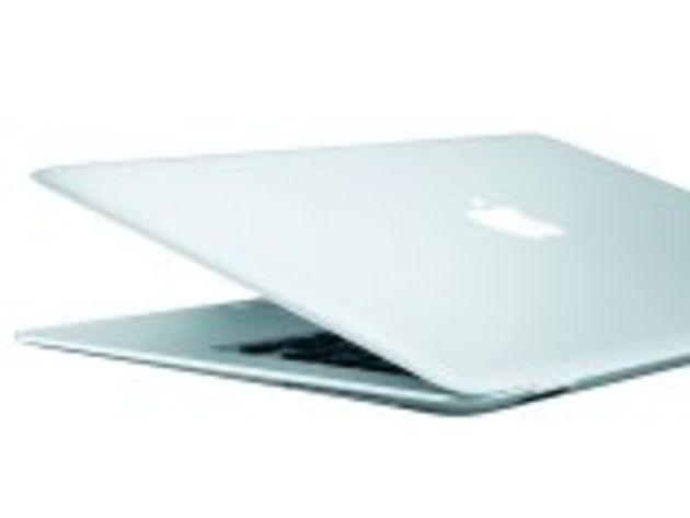 MacWorld 2008 - Steve Jobs dévoile le PC portable « le plus fin du monde »