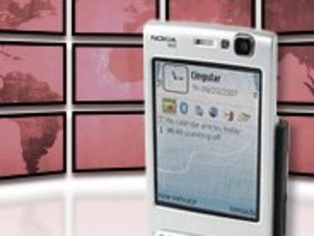 Nokia, indétrônable leader du téléphone mobile en 2007