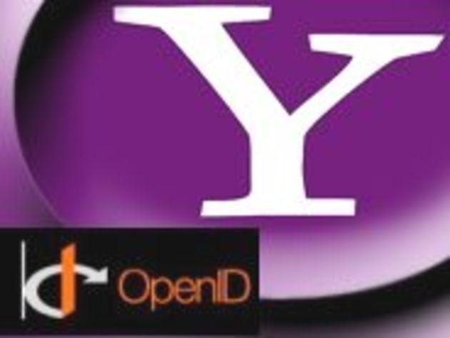 Yahoo opte pour l'identifiant unique avec OpenID