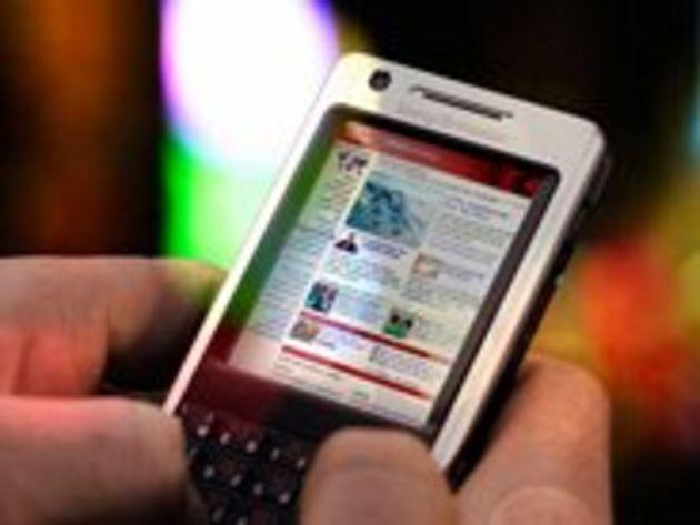 3GSM 2008 - L'internet mobile séduit 3 millions de Français