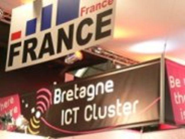 3GSM 2008 - Le pavillon français imprime sa marque