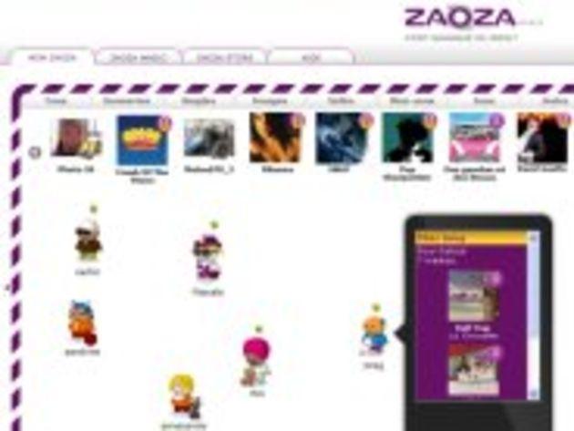 Avec Zaoza, Vivendi retente la convergence web-mobile