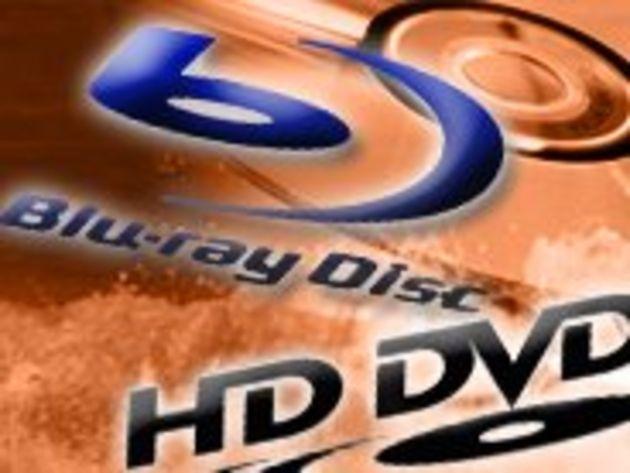 CeBIT 2008 - Vers la fin des platines DVD hybrides ?