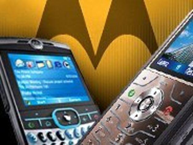 Motorola scinde ses activités de téléphonie mobile et d'équipements