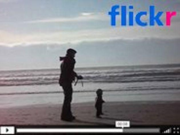 Yahoo ouvre Flickr à la vidéo
