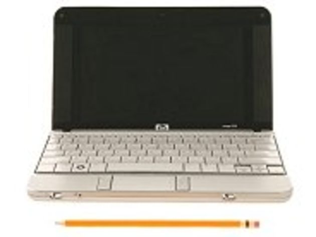 Le HP Mini Note complète la liste des concurrents de l'Eee PC