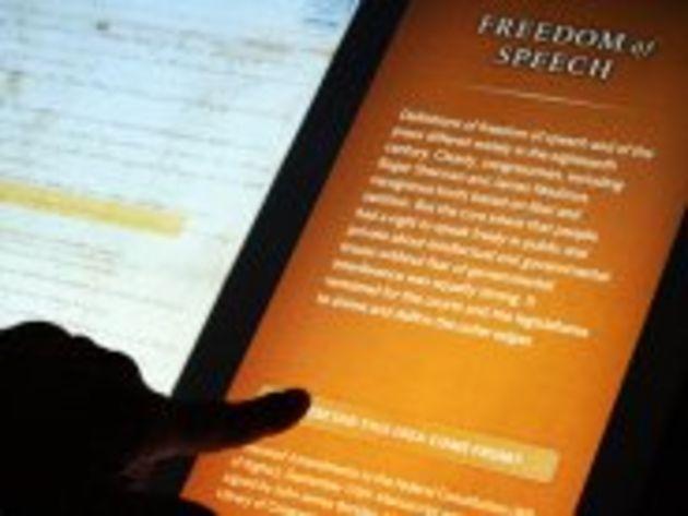 Les trésors de la bibliothèque du Congrès américain passent au numérique