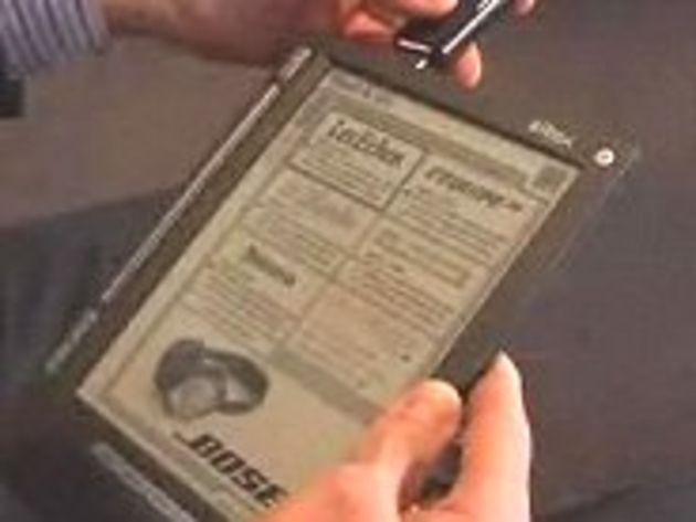 Orange teste un « kiosque à journaux » mobile WiFi et 3G