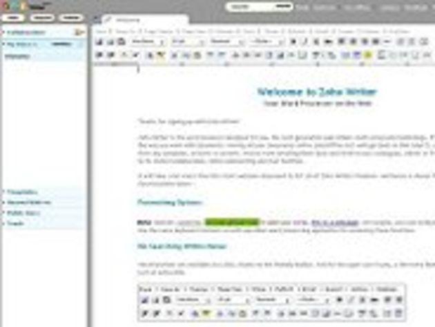 Bureautique en ligne: quatre services pour concurrencer Office Live Workspace