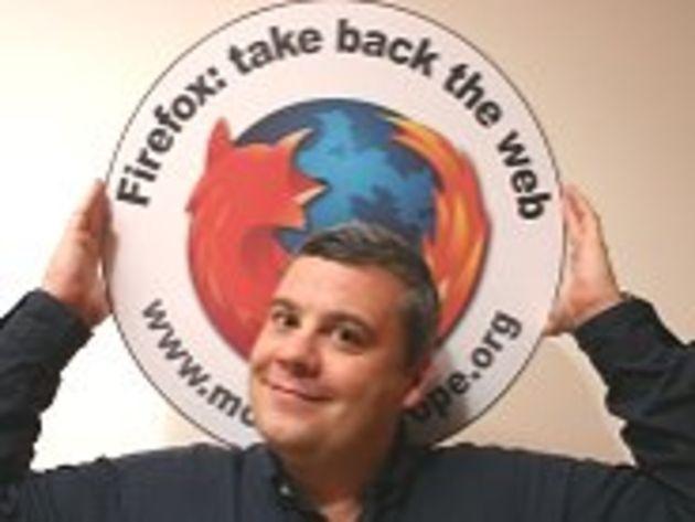 « Nous n'avons pas changé nos valeurs pour Firefox 3 », Tristan Nitot (Mozilla Europe)