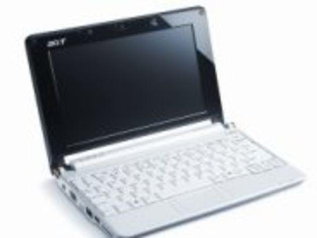 Acer mise sur Linux pour l'Aspire One, sa réponse à l'Eee PC d'Asus