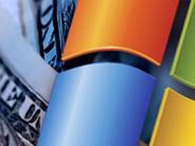 Microsoft dépense 300 millions de dollars pour soutenir les ventes de Vista