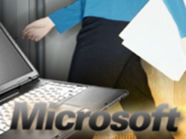 Microsoft dévoile ses services SaaS pour entreprises
