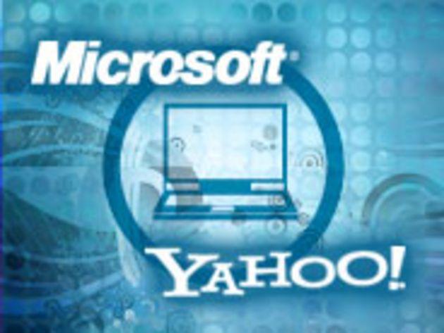 Microsoft recherche des partenaires pour acheter l'activité recherche de Yahoo